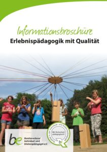 Elternbroschüre vom Bundesverband Erlebnispaedagogik