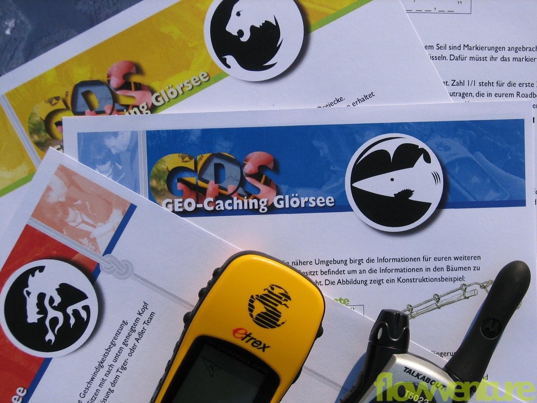 GPS und Funkgerät