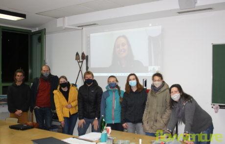 Gruppenfoto Erlebnispädagogen 2020